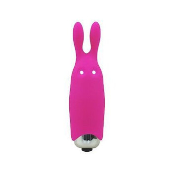 Минивибратор Adrien Lastic Pocket Vibe Rabbit - фото