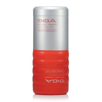 Мастурбатор Tenga Double Hole Cup - фото